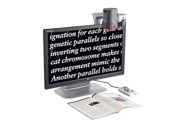 "GoVision 19"" Video Magnifier"