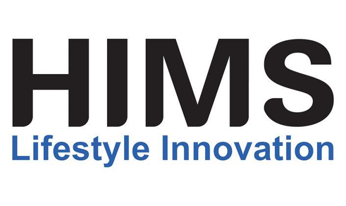 Logo: HIMS. Lifestyle Innovation.